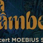 Apa Sâmbetei, concert Moebius Strip