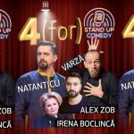 Spectacol 4(for) Stand-up comedy