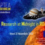 Noaptea cercetătorilor, la Universitatea de Vest Timișoara