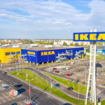 IKEA begins working on the location situated in Timisoara