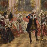 Concert Wolfgang Amadeus Mozart, transmis de Opera Națională
