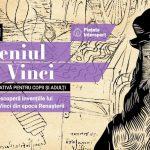 Geniul lui DA VINCI, expoziție la Iulius Mall