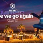 Ediția din 2021 Flight Festival, în 10 locații inedite