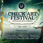 CheckArt Festival aduce spectacole de artă stradală la Iulius Town
