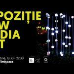 Expoziția NEW MEDIA ART, la Iulius Town